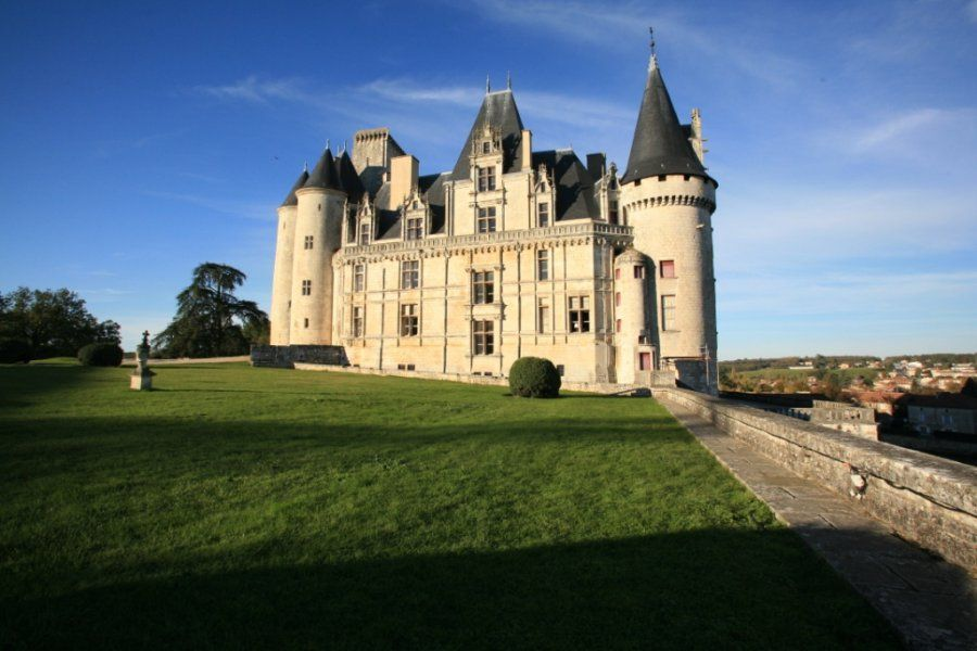 Photo Château de la Rochefoucauld - Location de gîte