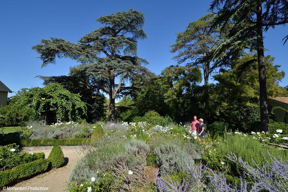 Photo Parc de la Belle à Magne - Location de gîte