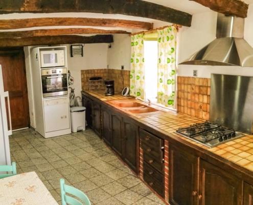 Photo cuisine Gîte Séjour Vacances à Civray dans la Vienne